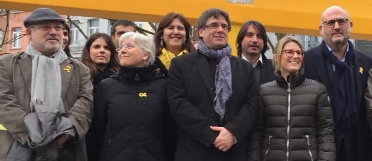 Juntsxcat puigdemont bruselas