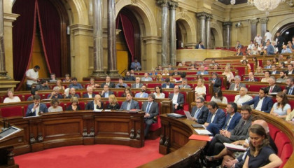 Parlament desconexion 1
