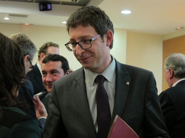La conselleria de just cia busca espais per centralitzar for Juzgados martorell
