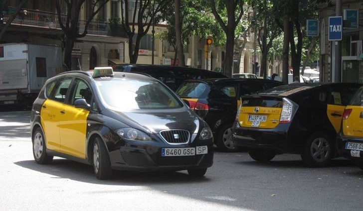 Taxis BCN 1