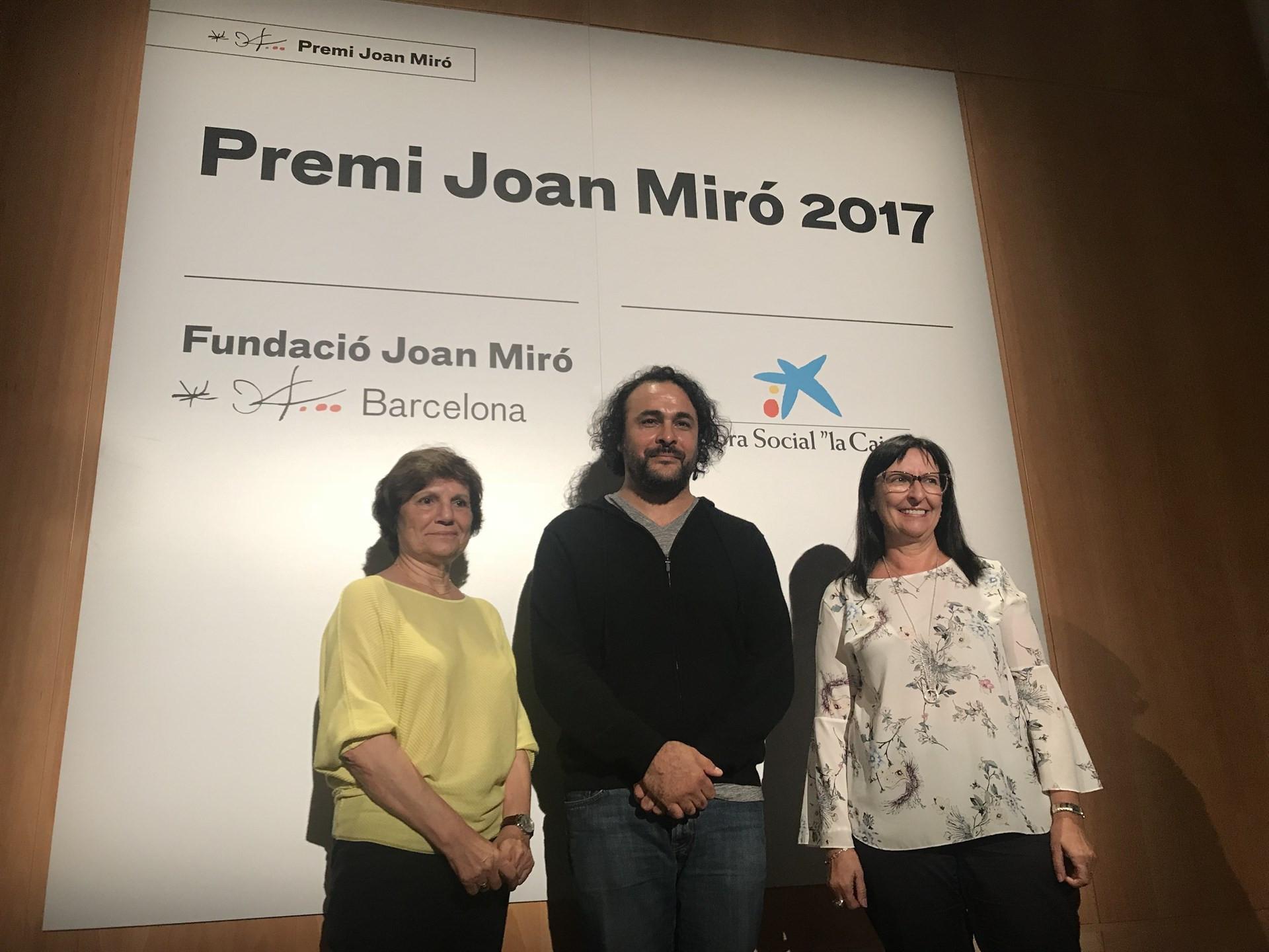 Kader Attia Premi Joan Miro
