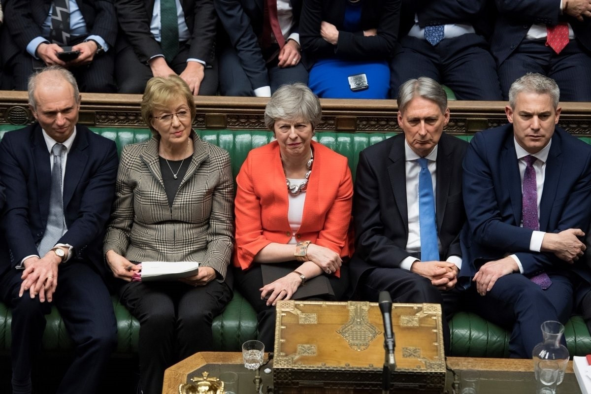 Theresa may parlamento britu00e1nico