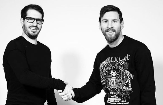 Messi i Sirin labs