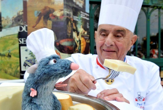 Bocuse ratatouille