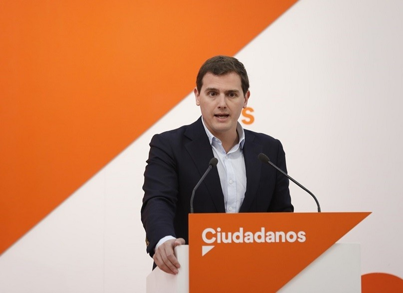 Albert rivera 02042018