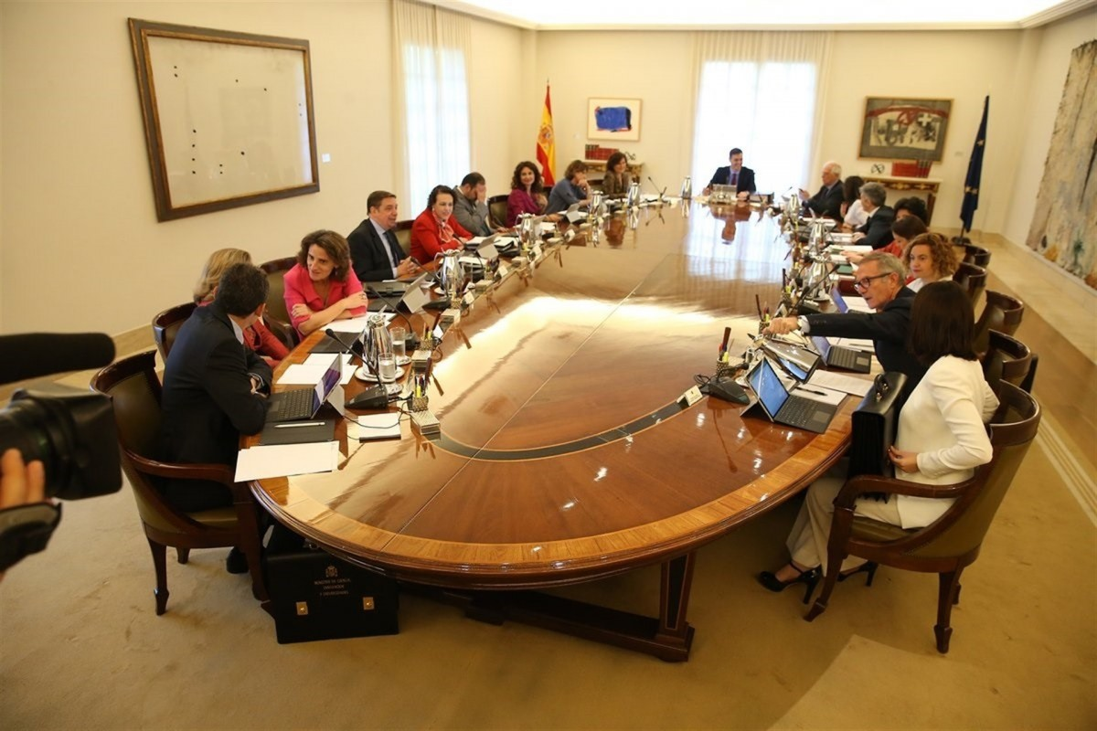Consell ministres ep