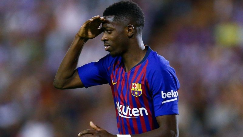 Dembele barsa Getty Images