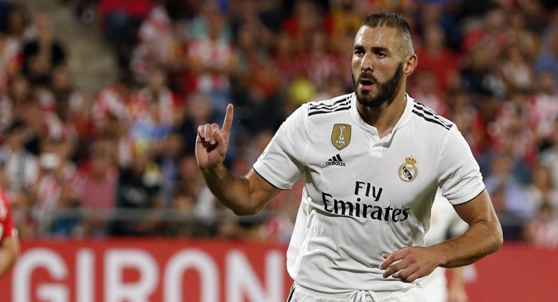 Benzema madrid Getty Images
