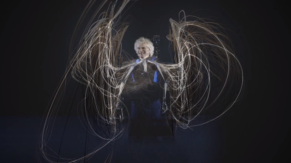 London Symphony Orchestra Visualizing Motion and Music