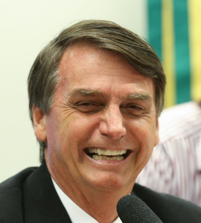 Federal Deputy Jair Bolsonaro at the Brazilian Chamber of Deputies 1