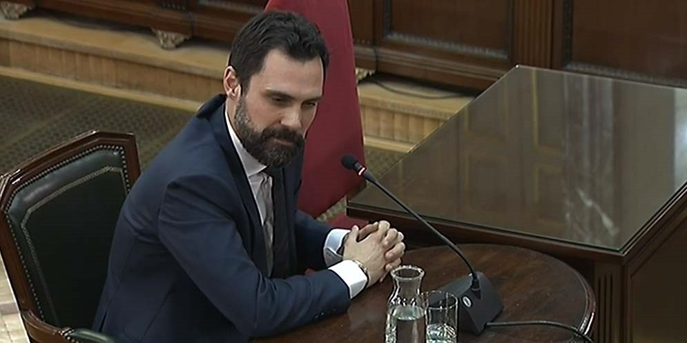 Roger torrent Tribunal Suprem
