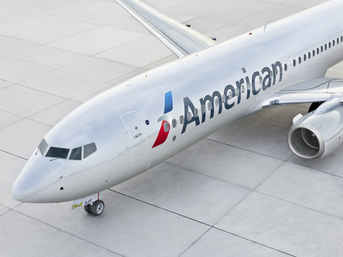 Avió d'American Airlines