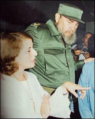 Hilda Molina Fidel Castro Du00e9cada 90s