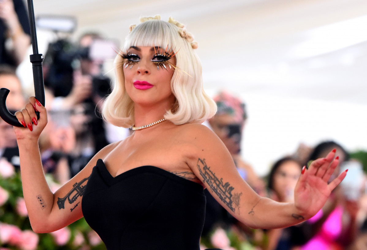 EuropaPress 2113259 06 may 2019 us new york lady gaga posis es she arriba for the benefit gala