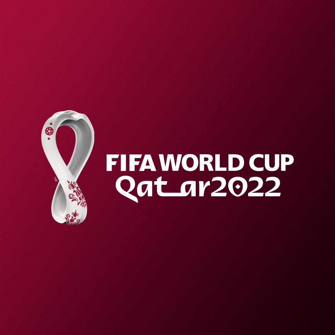 A picture made available by the Supreme Committee for Delivery & Legacy (SC) shows the official emblem of the 22nd edition of the FIFA World Cup, which to take place in Qatar in 2022. Photo: - / Supreme