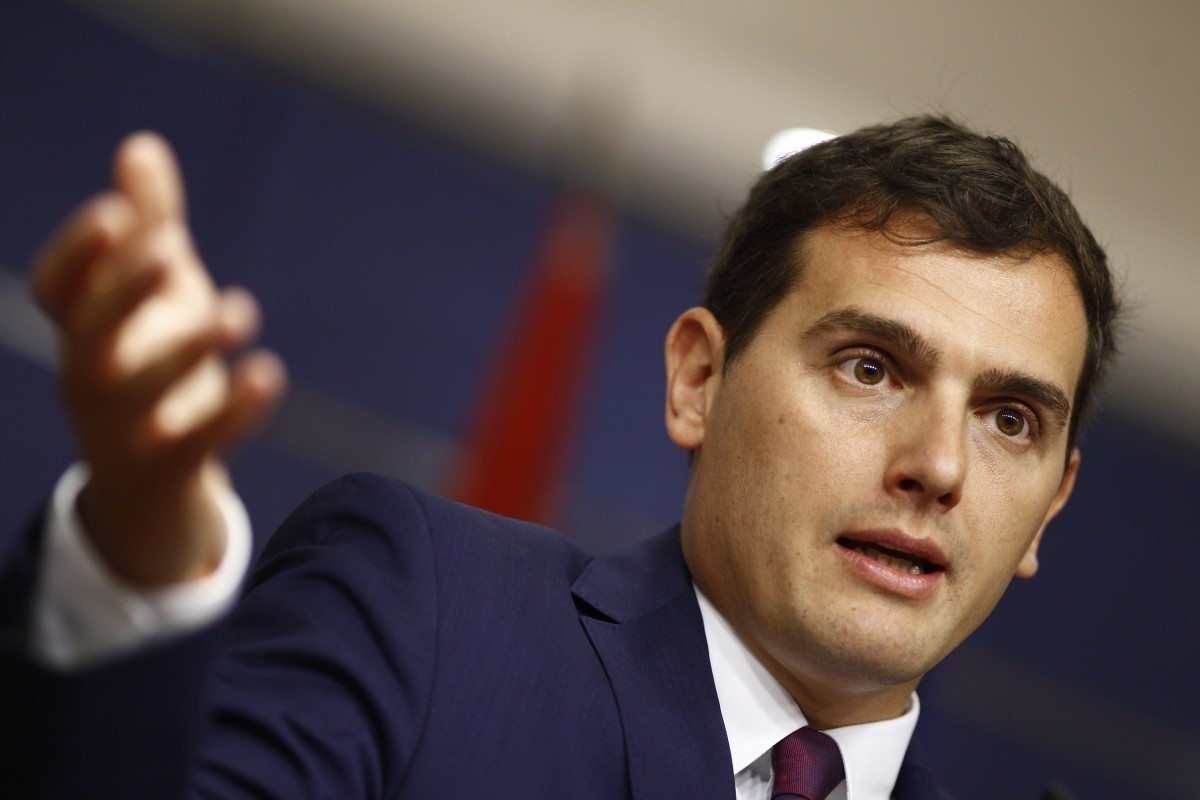 Albert rivera 8